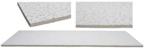 ARMSTRONG� CEILING PANEL 670 VINYLCLAD GYPSUM SQUARE LAY IN, 24X48X1/2 IN., 2 PER CASE