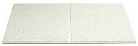 ARMSTRONG� CORTEGA SECOND LOOK II� ANGLED TEGULAR CEILING PANEL, 15/16 IN., 24X48X3/4 IN., 10 PER CARTON, 2767DN