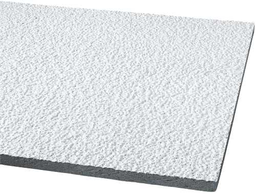 ARMSTRONG� ACOUSTICAL CEILING TILE 860 ARMATUFF HUMIGUARD PLUS SQUARE LAY IN, 24X48X5/8 IN.
