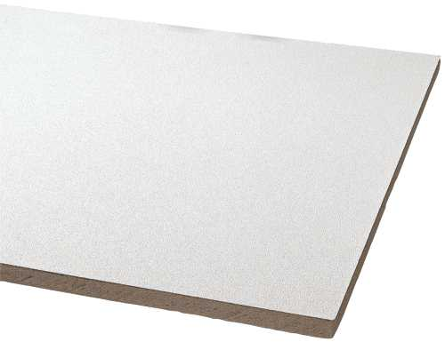 ARMSTRONG� ACOUSTICAL CEILING TILE 870 CLEAN ROOM VL UNPERFORATED HUMIGUARD PLUS, 24X48X5/8 IN., 8 PER CASE