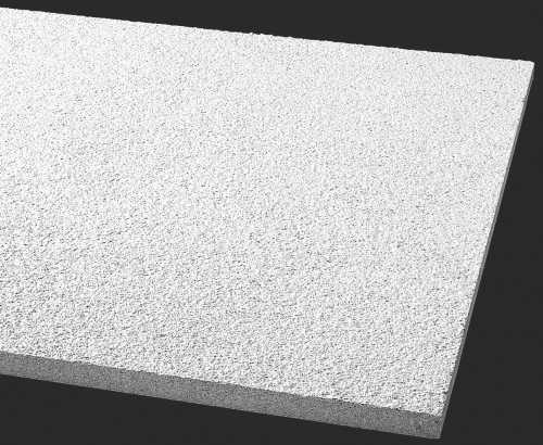 ARMSTRONG� ACOUSTICAL CEILING TILE CIRRUS SQUARE LAY IN, 24X24X3/4 IN.