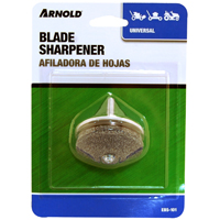 Arnold EBS 101 Blade Sharpener, For Use With 1/4 in or 5/8 in Electric Drill