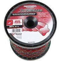 Maxi Edge 490-040-0032 Trimmer Line Spool, 0.155 in Diameter X 300 ft Length, Polymer, Maroon