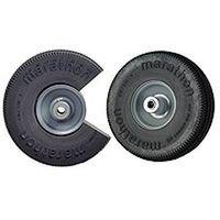 Arnold 00010 Flat Free Hand Truck Tire, 10-1/2 in Diameter, 300 lb, Polyurethane Foam
