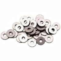 Arrow WS1/8 Rivet Washer, 1/8 in, Steel