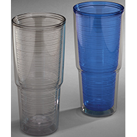 TUMBLER DOUBLE WALL PDQ 24OZ