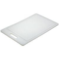 Arrow Plastic 709 Cutting Board, 16 in L x 10 in W, Plastic
