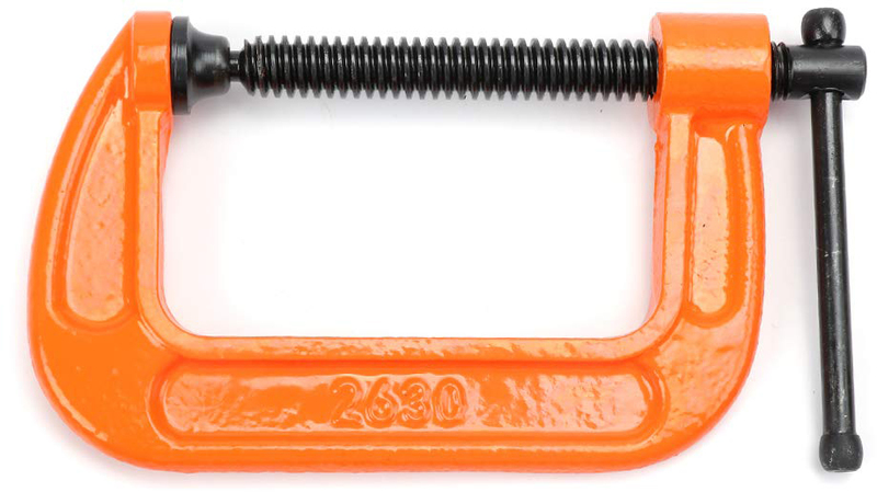 2630 3 IN. C-CLAMP