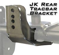 JK Rear Tracbar Bracket