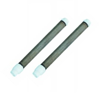 2 Pack White Gun Filters