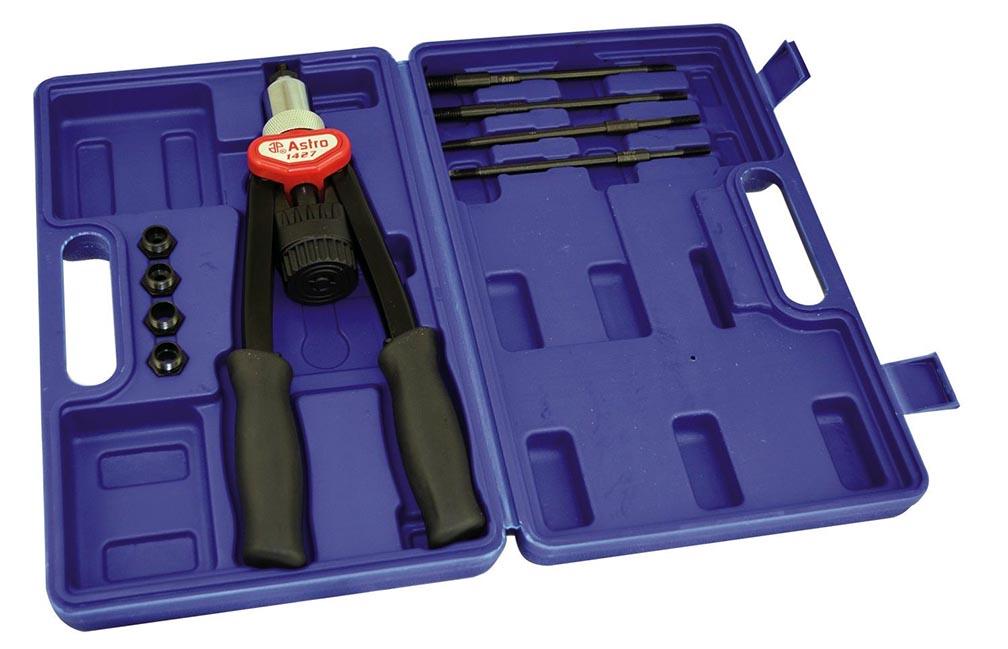 Astro 1427 Hand Rivet Nut Kit