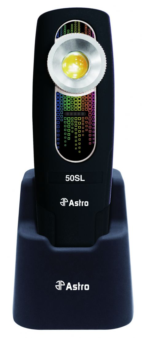 Astro Tool 50SL Sunlight 400 lm CRI 97 Rechargeable Handheld Color Match Light