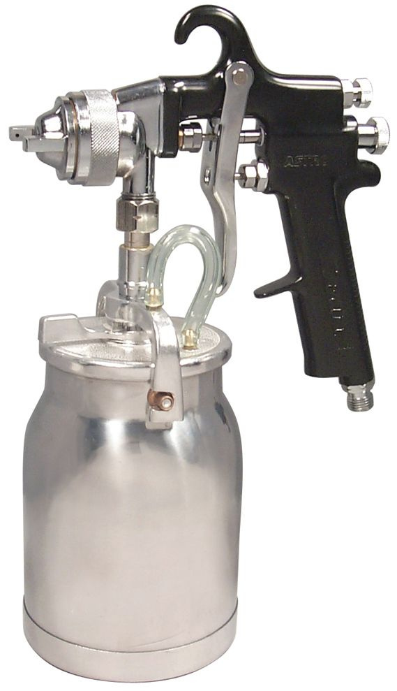 Astro AS7SP Spray Gun with Cup Black Handle 1.8mm Nozzle
