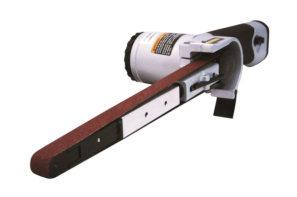 Astro Air Belt Sander 1/2 x 18 with 3pc Belts #36 #40 #60