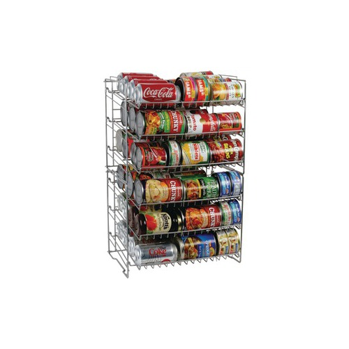 ATLANTIC 23235595 Canrack (Double, 6 Tier)