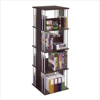 ATLANTIC 82635716 TYPHOON 216-CD/144-DVD MULTIMEDIA STORAGE TOWER
