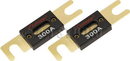 ANL FUSE 300AMP AUDIOPIPE ** NOW 2 PACKS ** ANL300A