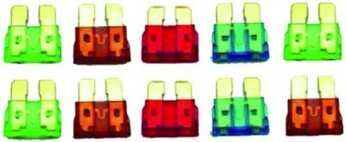 (IS-ATO-3) 3A ATC Fuse 25PC BAG; INSTALLATION SOLUTION