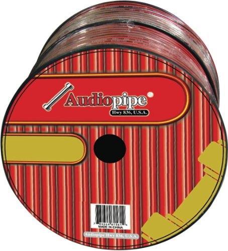 *CBP14500* SP WIRE 14GA 500' CLEAR AUDIOPIPE