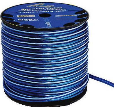 Audiopipe 14 Gauge Flexible Speaker Cable 500Ft
