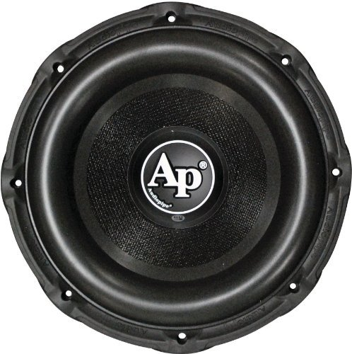 "Audiopipe 15"" Triple Stack Woofer 4 Ohm DVC 2400W Max"