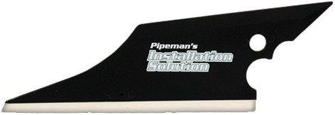 Pipeman Install Solution Soft Long Edge Squeegee