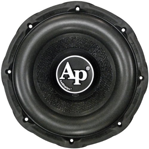 "Audiopipe 10"" Woofer 1200W Max 4 Ohm DVC"