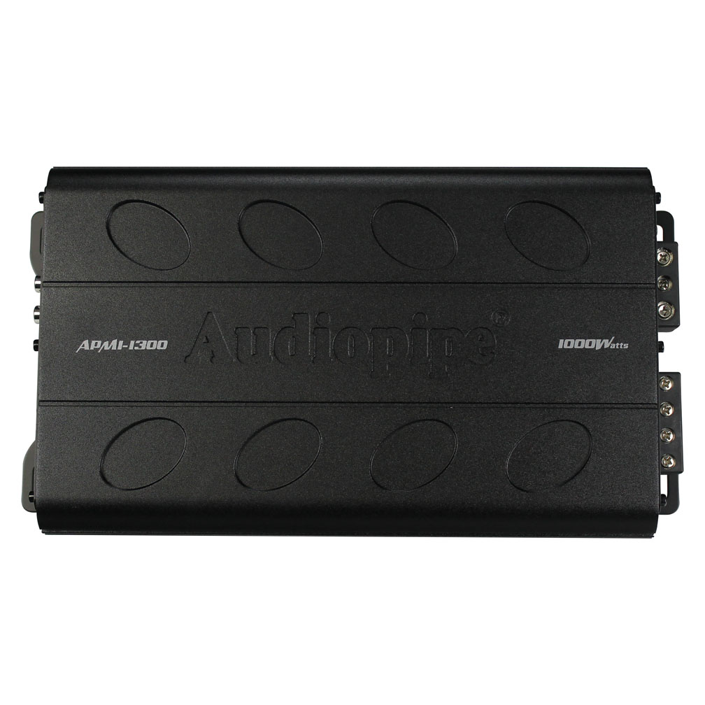 Audiopipe 1000W mini Design Mono Mosfet Amplifier