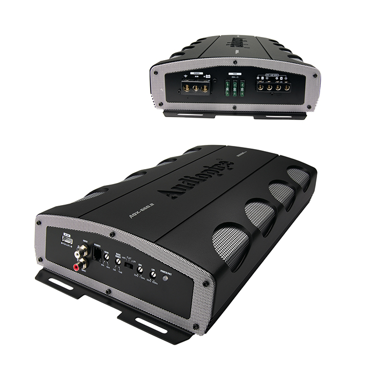 Audiopipe Amplifier 2 Channel 2000 Watts Max