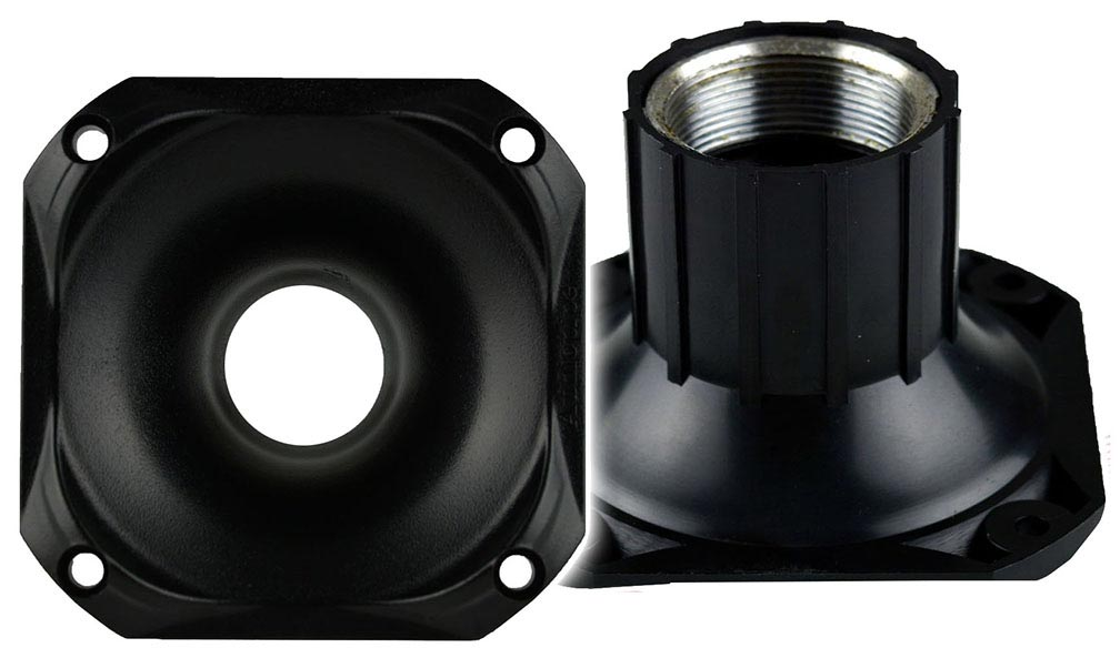 Audiopipe Plastic High Frequency Horn Each
