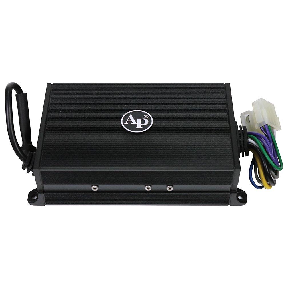 Audiopipe Mini ATV/UTV 2 Channel Amplifier 200W RMS