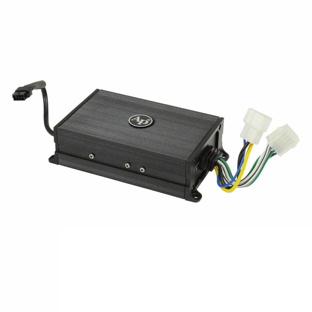 Audiopipe Mini ATV/UTV 4 Channel Class D Amplifier 200W Max