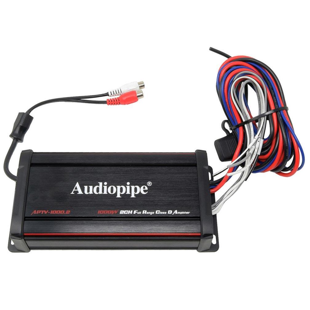 Audiopipe Marine 2 Channel Amplifier 1000W Max