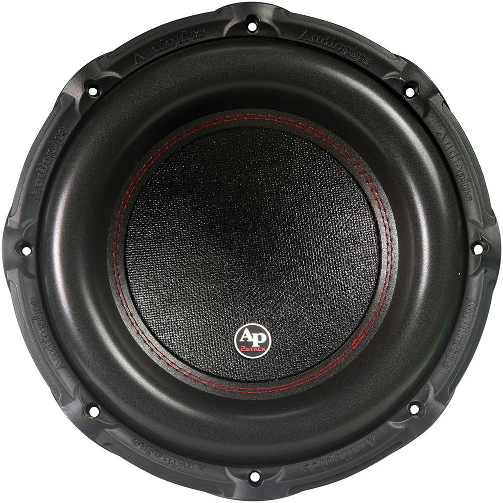 Audiopipe 12GǦ Woofer 900W RMS/1800W Max Dual 2 Ohm Voice Coils