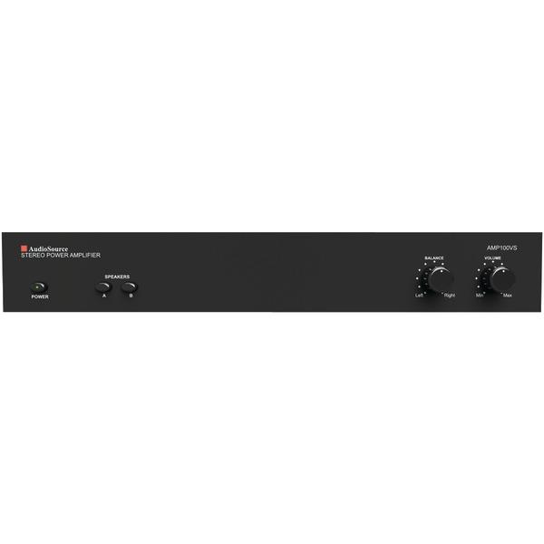 AudioSource AMP100VS AMP100VS 2-Channel Analog Power Amp (50 Watts per Channel)