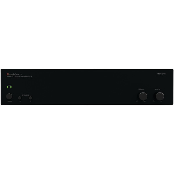 AudioSource AMP102VS AMP102VS 2-Channel Analog Power Amp (55 Watts per Channel)