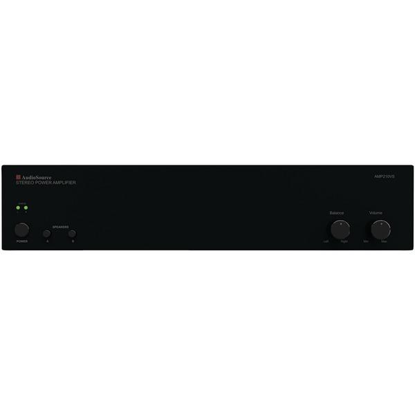 AudioSource AMP210VS AMP210VS 2-Channel Analog Power Amp (100 Watts per Channel)