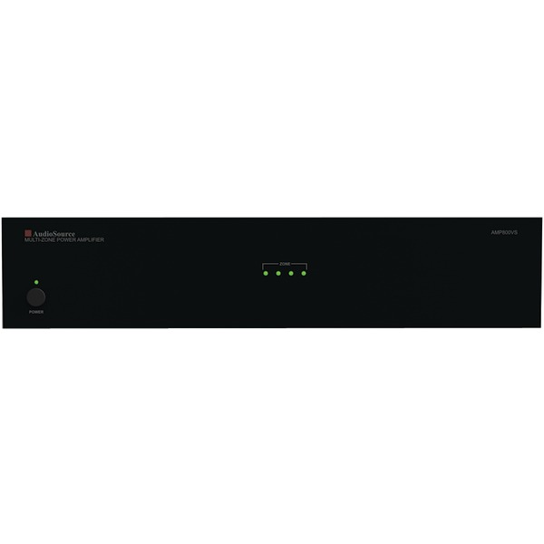 AudioSource AMP800VS 8-Channel, 4-Zone Distributed Audio Analog Power Amp