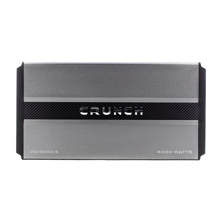 Crunch Power Drive Pro Power 4-Channel 4000w Amplifier