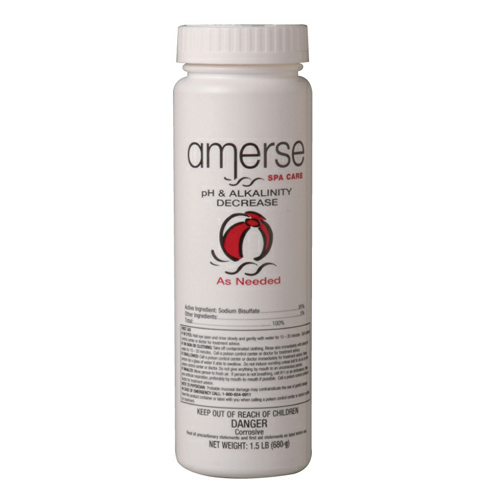 Amerse 1.25 lb pH-Alkalinity Decrease
