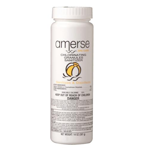 Amerse 14 oz Chlorine Sanitizer