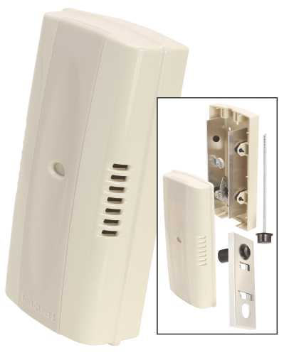 DOOR CHIME NON ELECTRIC SILVER