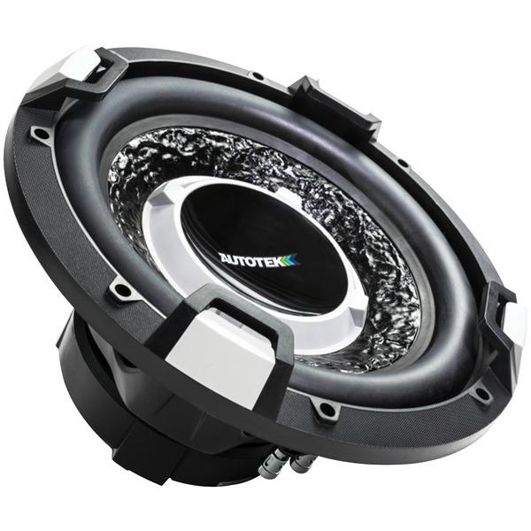 """Autotek SSW12D4 SUPER SPORT Series Dual Voice-Coil Subwoofer (12"""")"""