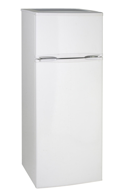 Avanti  Ra7306Wt White Refrigerator 7.4 Cu Ft Two Door Cycle