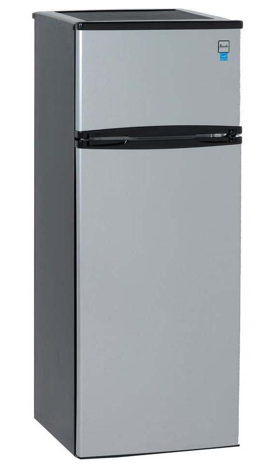 Avanti Ra7316Pst Black Refrigerator 7.4 Cu Ft Two Door Cycle