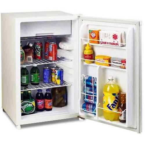 Avanti Rm4406W White 4.4 Cu Ft Counterhigh Refrigerator