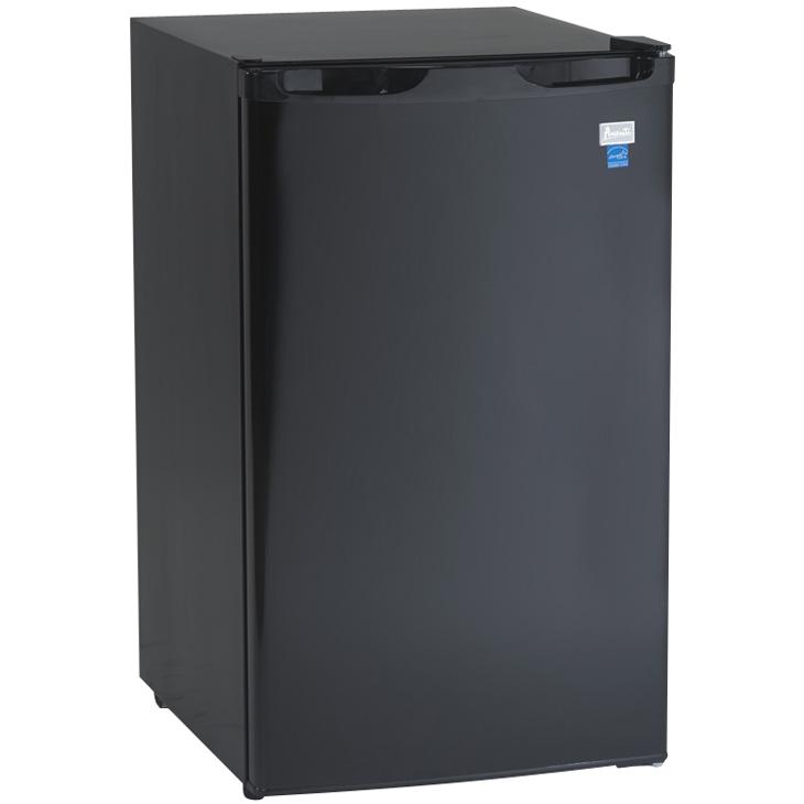 AVANTI RM4416B BLACK  4.4 CU FT COUNTERHIGH REFRIGERATOR