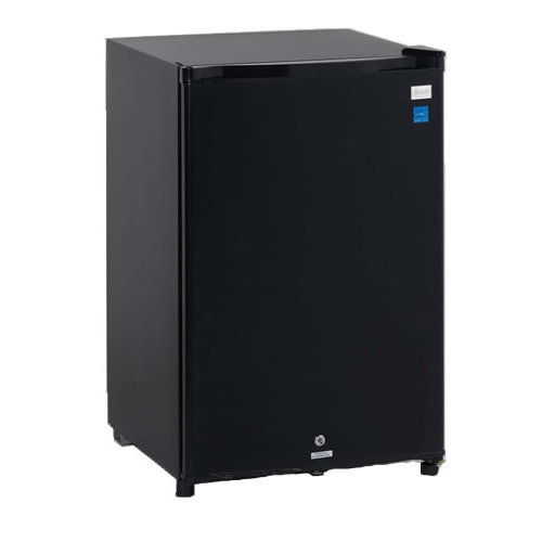 AVANTI  AR4446B BLACK 4.5 CU FT ALL REFRIGERATOR