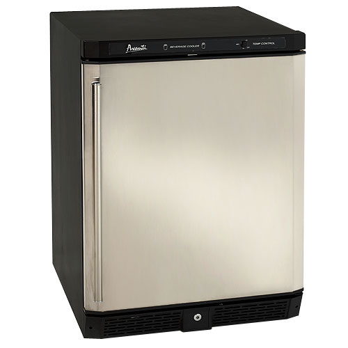 AVANTI  AR5102SS BEVERAGE COOLER 24INCH WIDE ALL REFRIGERATOR
