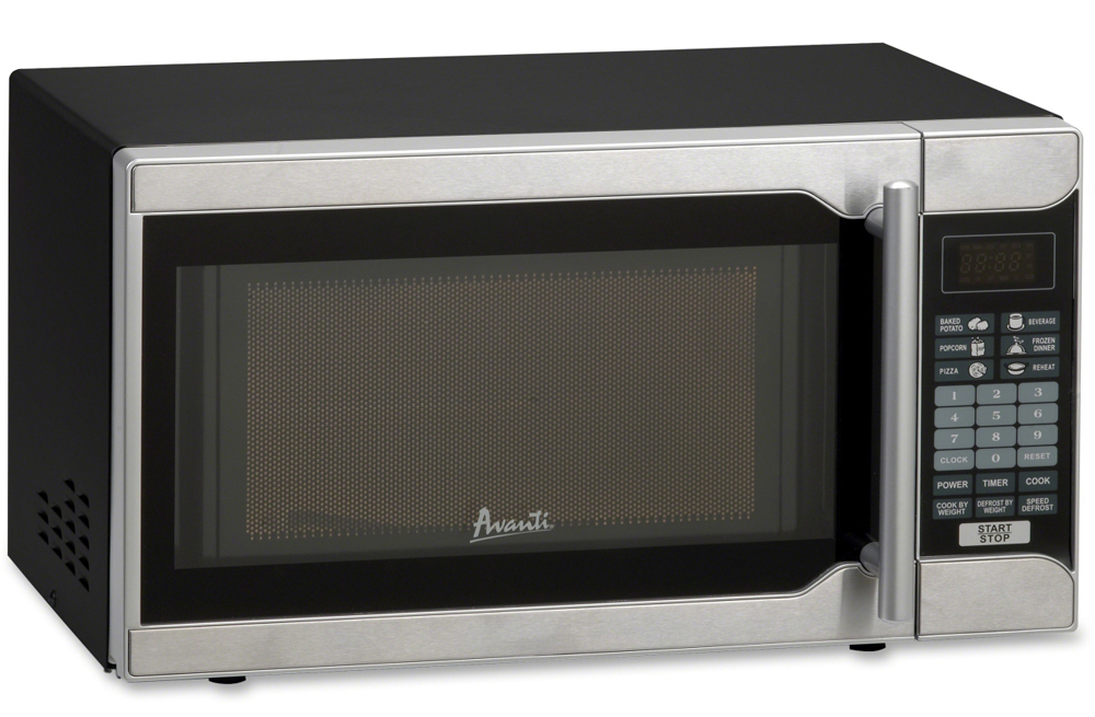 AVANIT MO7103SST Microwave Oven PERFECT FOR ANY BREAKROOM